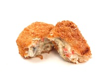 奶油蟹肉可乐饼