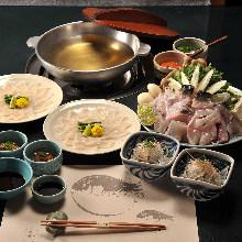 11,000日元套餐 (6道菜)