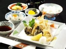 3,080日元组合餐