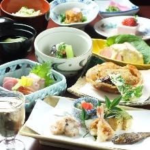 5,500日元组合餐