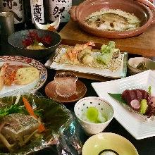16,200日元套餐 (8道菜)
