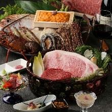 33,000日元套餐 (9道菜)