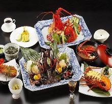 13,750日元套餐 (11道菜)