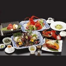 18,414日元套餐 (12道菜)