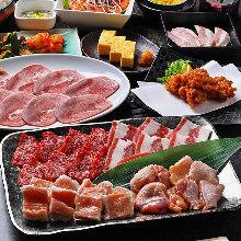3,700日元套餐