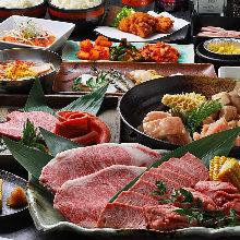 7,000日元套餐