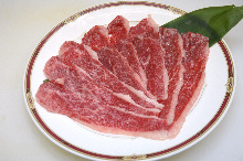 牛腩(烤肉)