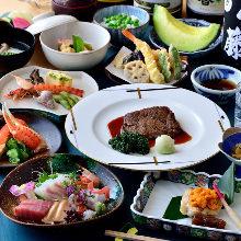 11,000日元套餐 (12道菜)