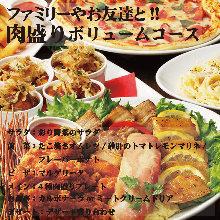 2,160日元套餐
