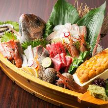 5,800日元套餐 (6道菜)