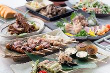 5,000日元套餐 (13道菜)