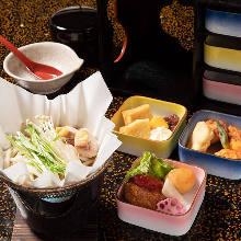 1,620日元组合餐