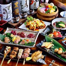 3,300日元套餐 (9道菜)