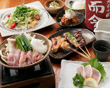 4,000日元套餐