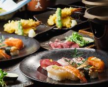 3,608日元套餐 (6道菜)