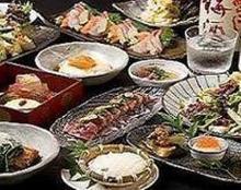 6,000日元套餐 (10道菜)
