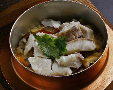 鲷鱼高汤茶泡锅饭