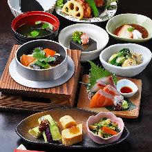 3,980日元套餐 (8道菜)