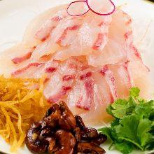 鲷鱼(生鱼片)