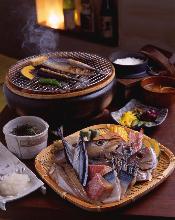 3,610日元套餐 (16道菜)