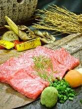 陶板烤牛肉