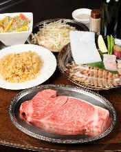 12,100日元套餐 (9道菜)