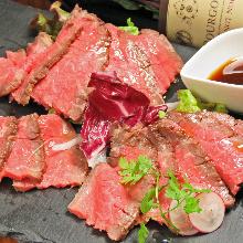 低温烹饪烤牛肉