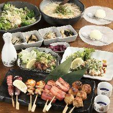 3,580日元套餐