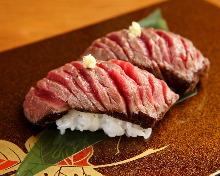 和牛手握寿司