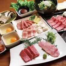 5,616日元套餐 (16道菜)
