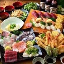 5,000日元套餐 (7道菜)