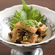 山椒煮鳗鱼