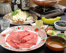 8,000日元套餐 (5道菜)