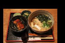 1,850日元组合餐 (2道菜)
