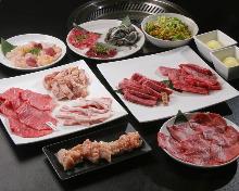 7,370日元套餐 (9道菜)