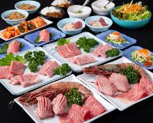 12,000日元套餐 (12道菜)