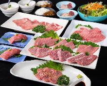 7,980日元套餐 (13道菜)