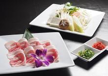 猪肉涮涮锅套餐