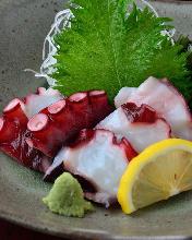 章鱼(生鱼片)