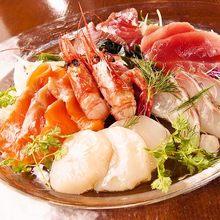 意式生腌肉片(鱼)