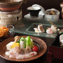 6,264日元套餐