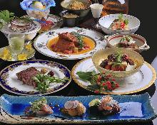 17,600日元套餐 (11道菜)