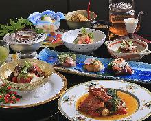14,040日元套餐 (9道菜)