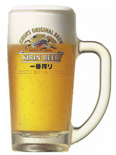 麒麟一番榨啤酒