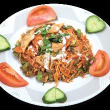 印度孟买土豆沙拉