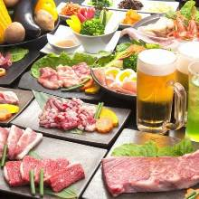 5,378日元套餐