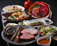 15,000日元套餐 (8道菜)