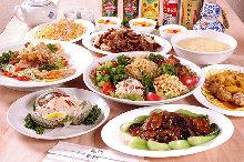 5,000日元套餐 (9道菜)
