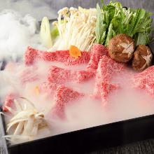 牛肉寿喜烧