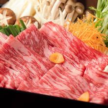 牛肉涮涮锅